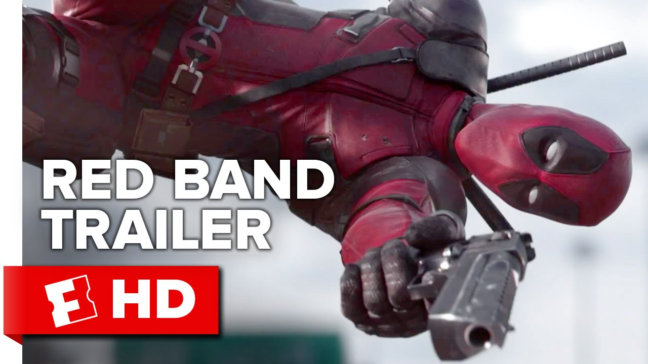 画像: Deadpool Official Red Band Trailer #1 (2016) - Ryan Reynolds Movie HD youtu.be