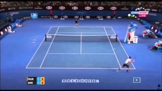 Andy Murray vs Grigor Dimitrov Highlights HD Australian Open 2015