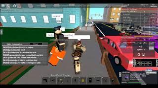 Hacker Roblox en la Patrulla de Policía del Condado de Mano
