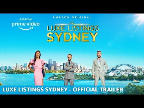 Luxe Listings Sydney | Official Trailer | Amazon Originals