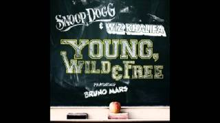 Snoop Dogg & Wiz Khalifa - Young, Wild & Free (feat. Bruno Mars) (Clean Edit)