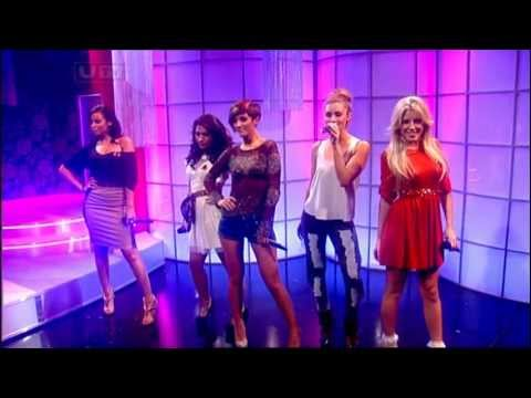The Saturdays - Higher (Live @ Loose Women 05/11/2010)