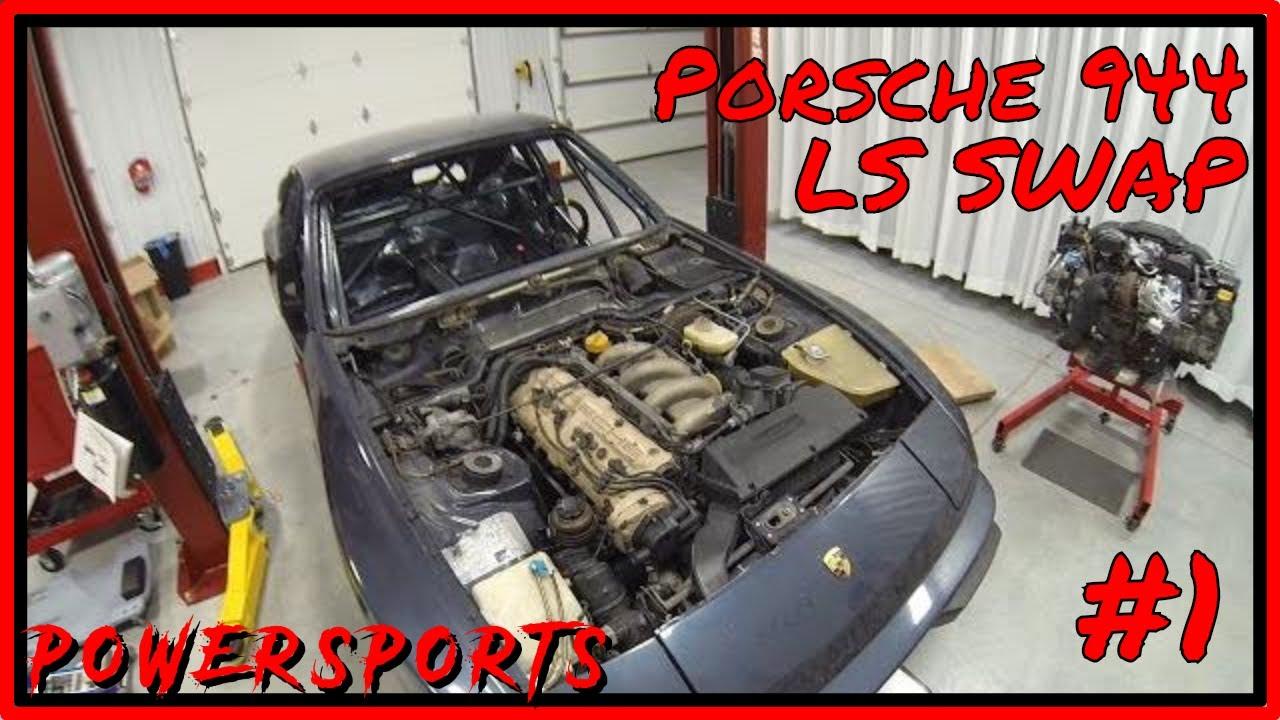 Porsche 944 Ls Engine Swap Citasonlinealernninorth S Blog