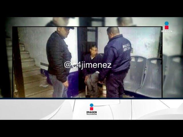 Marco Antonio intenta escapar de Hospital Psiquiátrico   Noticias con Francisco Zea