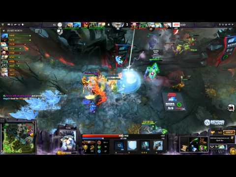 LGD vs iG - Game 2 (ECL Winter 2014 - WB Round 1) - GoDz & WinteR