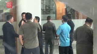(LIVE) Presiden UMNO, Datuk Seri Dr Ahmad Zahid Hamidi keluar dari SPRM Putrajaya