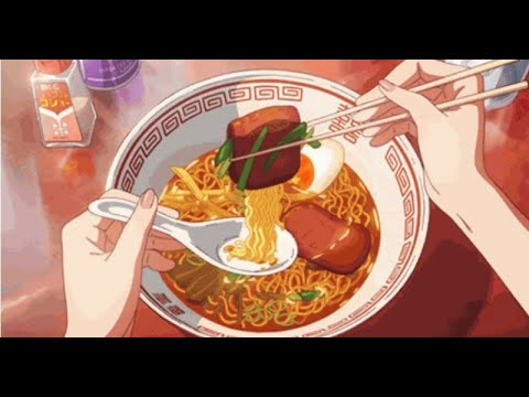 The beauty of Food ( Anime Food )