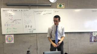 Tangents and Normals to the Ellipse (2 of 5: Finding the general equation of the tangent)