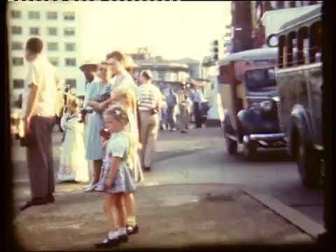 Carnaval de la Concordia de Febrero de 1949.