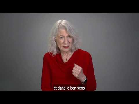 Entretien exclusif avec Nancy Hollander, une femme exceptionnelle