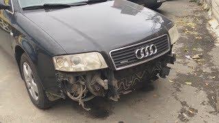 Володар кілець. 300 тис. за пів року. Audi A6 C5 quattro
