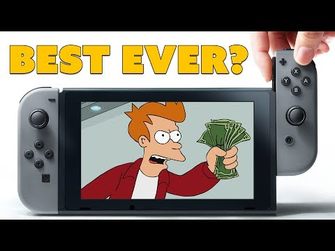 Nintendo Switch is #1 Console? - The Know Game News