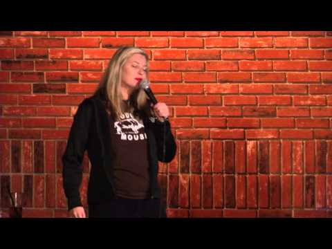Christina Pazsitzky '99: Scoring Laughs as a Stand Up long version