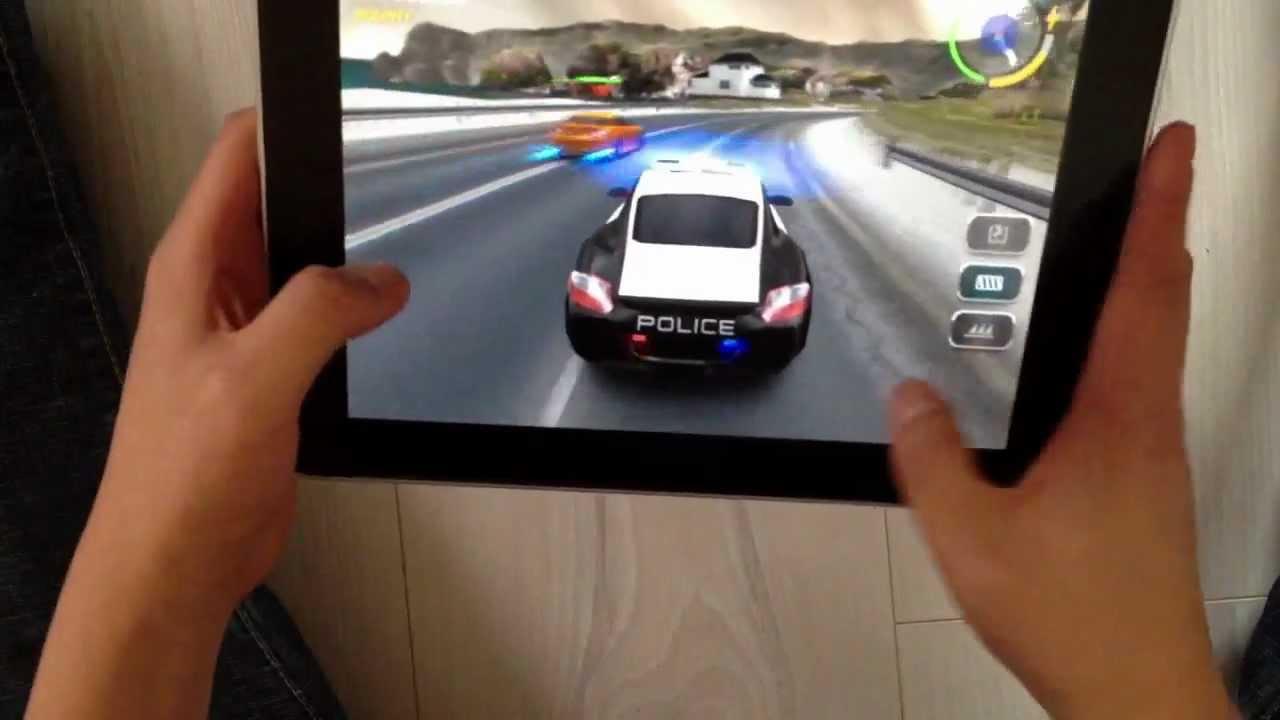 need for speed hot pursuit sur ipad jeu de voiture d 39 arcade youtube. Black Bedroom Furniture Sets. Home Design Ideas