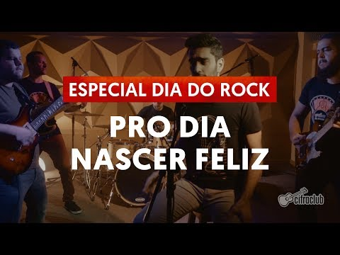 Pro Dia Nascer Feliz - Barão Vermelho | Especial Dia do Rock