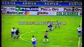 DiFilm - Junior vs Velez Sarsfield (1994)