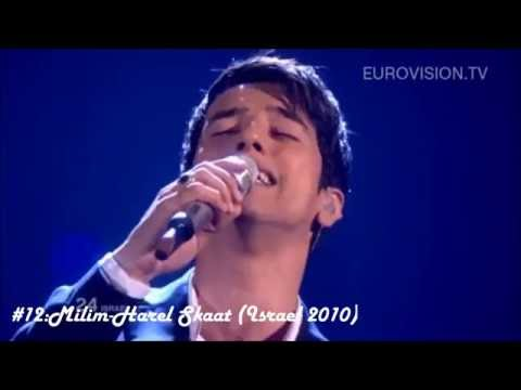 Top 50 Non-English ESC Songs Of All Time