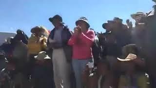 Video: Pueblos originarios le dicen No al Litio