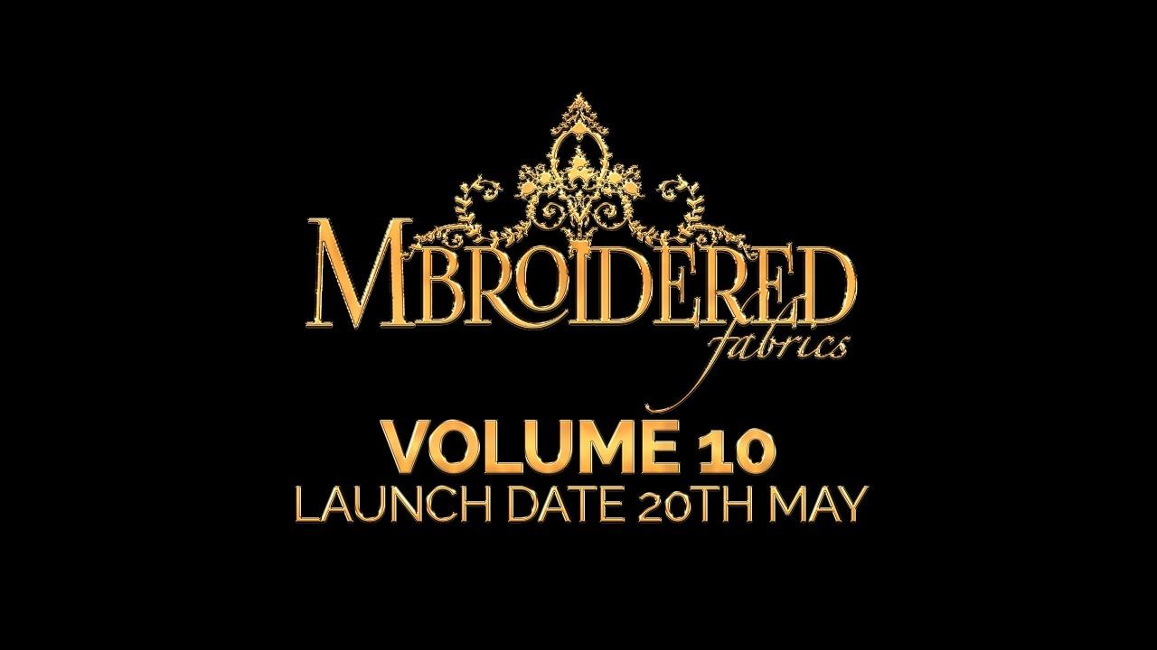 7b531e7dcd MARIA.B MBROIDERED VOLUME 10 PRE-BOOKING - YouTube