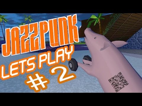 Piggy :D | Lets Play Jazzpunk #2 |