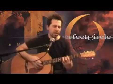 A Perfect Circle Imagine john lennon  acoustic guitar   Music  lesson HQ