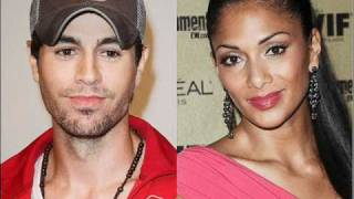 Enrique Iglesias Ft. Nicole Scherzinger heartbeat W lyrics HQ.mp3