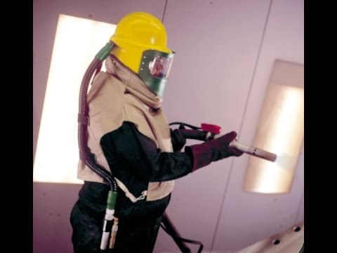 Respiratory Protection For Abrasive Blasters
