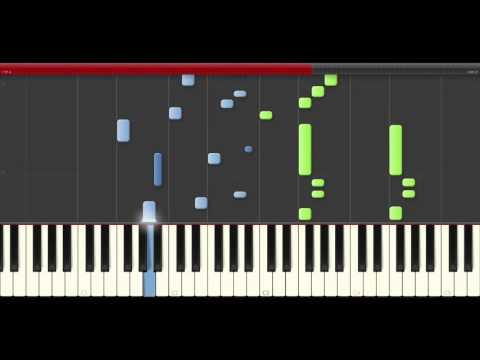 OMI Babylon Piano Midi Tutorial Cover Sheet Partitura Hard