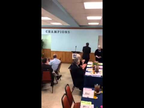 2015 Carl E. Stotz Little League Male Scholarship Awards