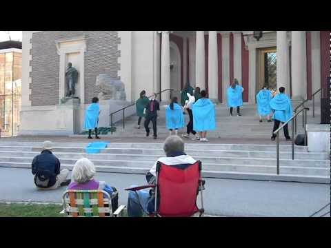 Museum Pieces - EleMental Saves the World - Bowdoin Lyrical Hip Hop