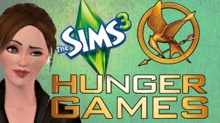 SIMS 3 HUNGER GAMES! FIGHT! FIGHT! FIGHT! #4