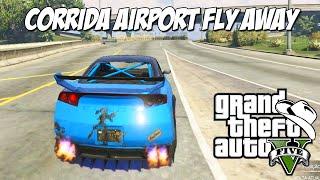 GTA 5 Online (PC) - Corrida Airport Fly Way: Nicolas tá exaltado xD