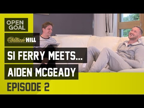 Si Ferry Meets...Aiden McGeady Episode 2 - Strachan, Lennon bust-up, Gravesen madness,