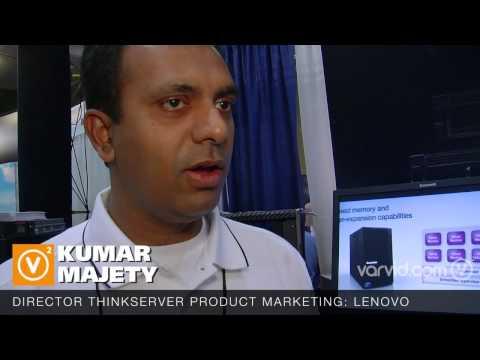 Kumar Majety, Director Thinkserver Product Marketi...