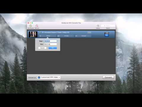 How to remove DRM from iTunes movie and convert m4v to mp4
