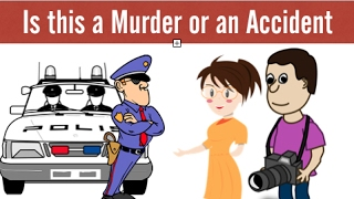 Murder Mystery | Can you solve this?  Short Riddle #2