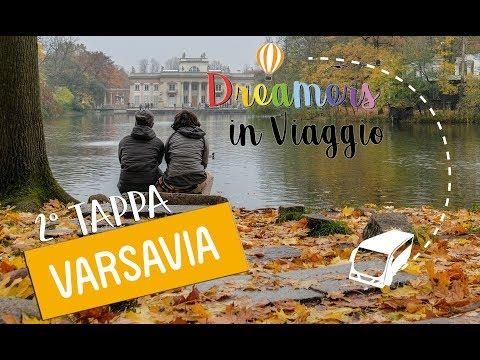 L'AUTUNNO A VARSAVIA - VLOG 2 Dreamers in viaggio