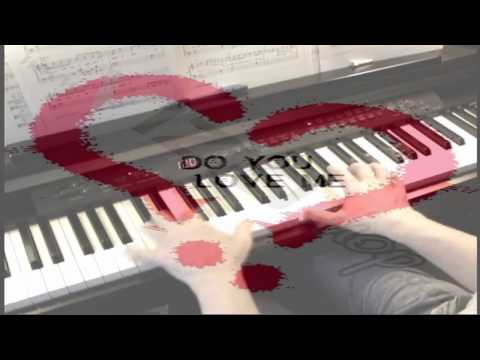 As Long As You Love Me - Backstreet Boys - Piano