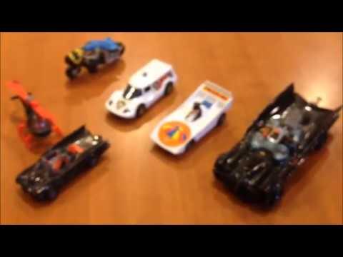 Batman Corgi Juniors / 267 Batmobile Collection - MIKE PLAYS WITH VINTAGE TOYS #68