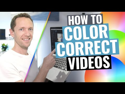 How To Color Correct Video (The 101 Guide!)