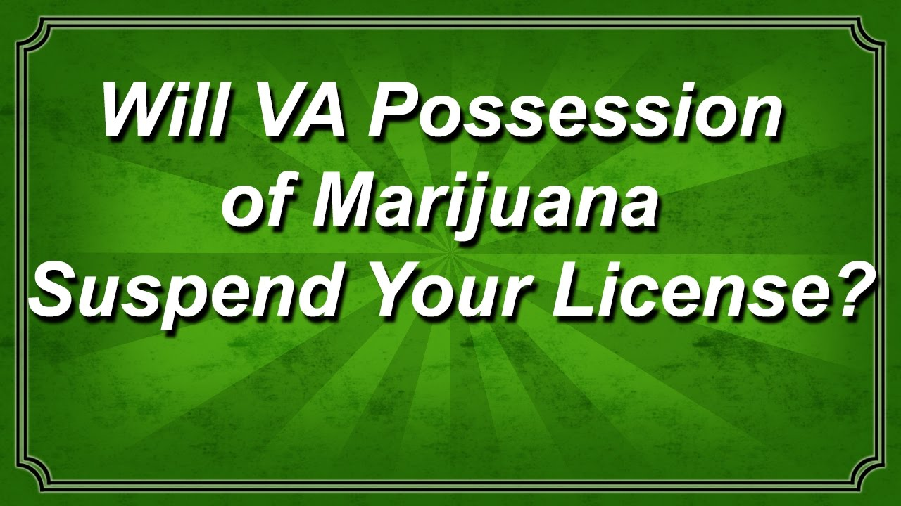 Charged with Possession of Marijuana? What happens to your