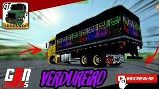 Skin Grand Truck Simulator Verdureiro !