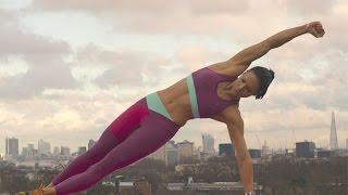Workout Basics: core strength exercises