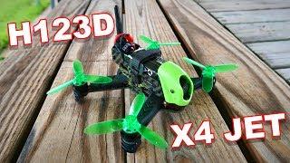 Is it Worth it? - Hubsan H123D X4 Jet - TheRcSaylors
