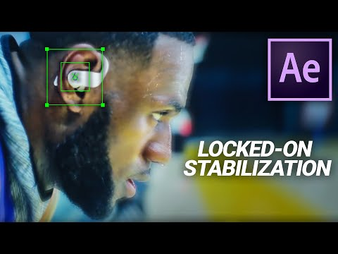 Advanced Stabilization in After Effects CC | 4K Shooters