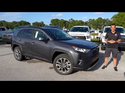 Is the 2019 Toyota RAV4 crossover SUV of the YEAR?