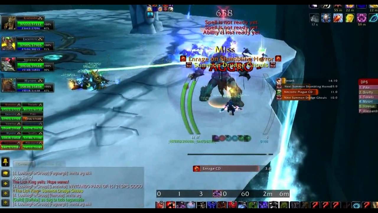 how to get to lich king icc