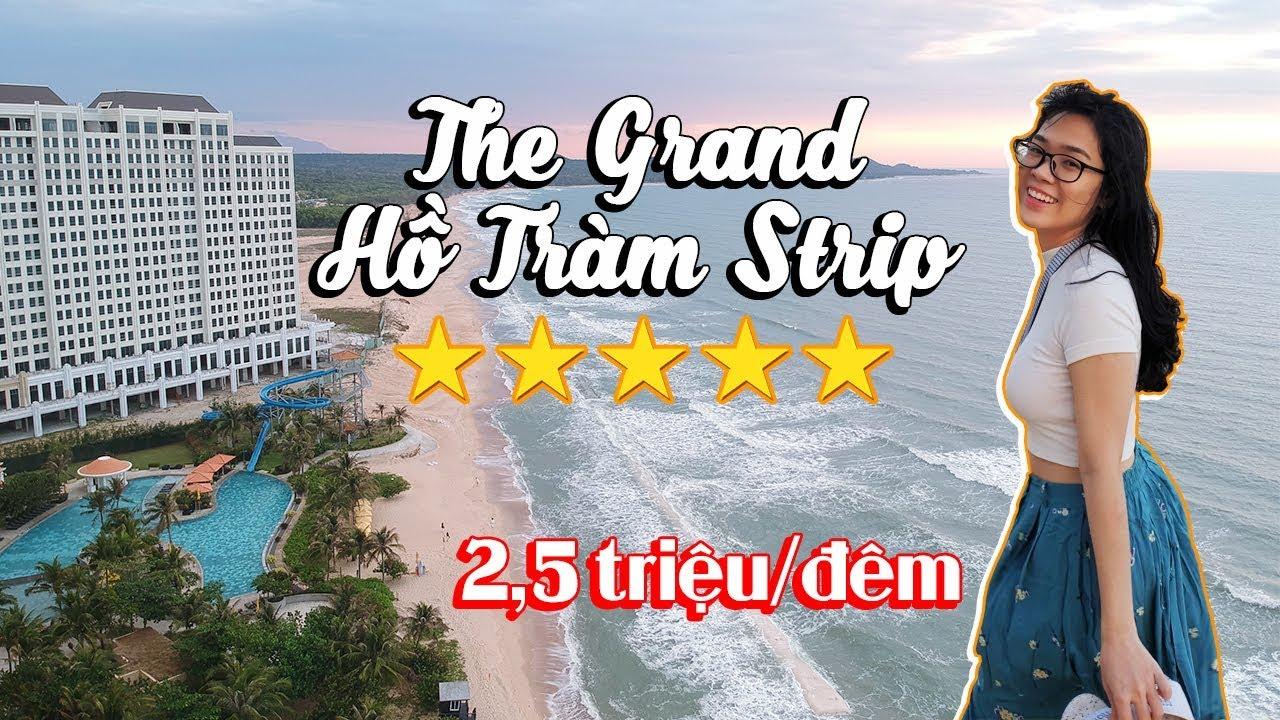 Review Resort 5 Sao – The Grand Hồ Tràm Strip | Flycam Vũng Tàu | Tố đây!