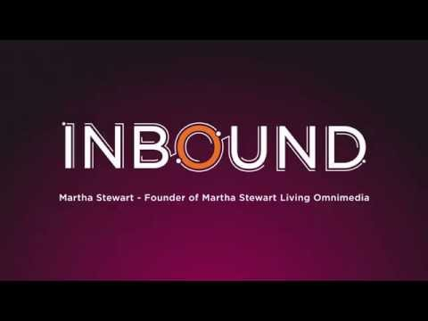 INBOUND 2014: Martha Stewart Keynote - YouTube
