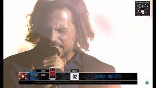 Xfactor 2017 Italy  XF11  Italia Best Performance Live Show 1 Enrico Nigiotti